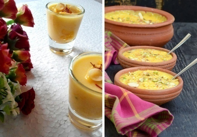 Indian dessert at its best! - Phirni