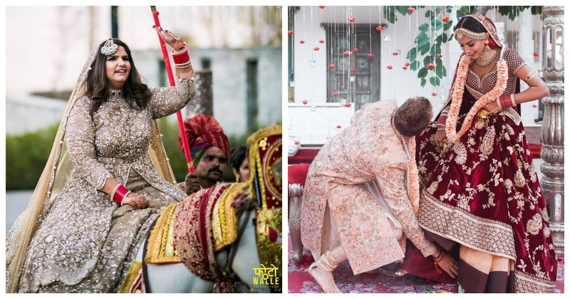 7 Real Brides who shattered the stereotypes and won us over!