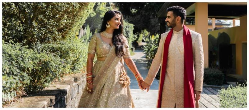 Pratyush & Avanti Phuket : Avanti and Pratyush' intimate Thailand wedding has set the bar high this wedding season!