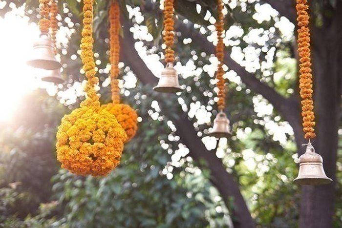 Spread The Love And Aroma - Marigold Pomander Balls