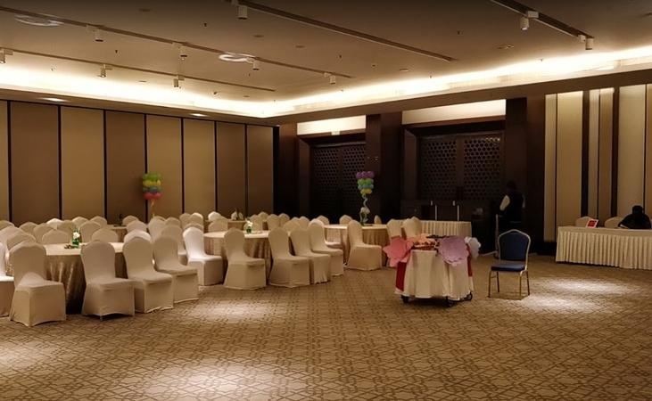 Vivanta Chennai IT Expressway Sholinganallur Chennai - Banquet Hall