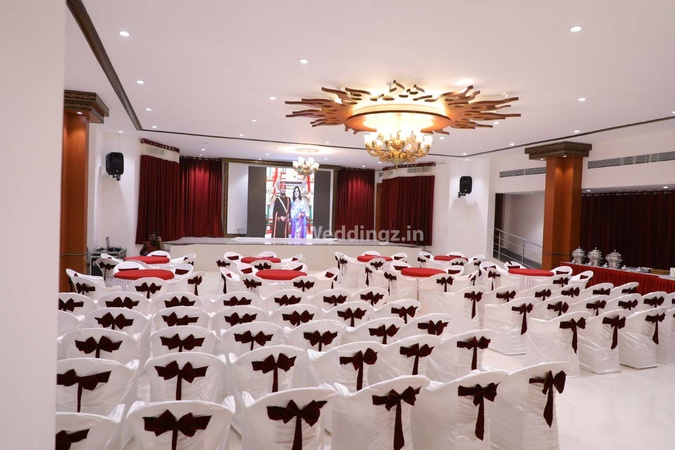 Federation House Thane West Mumbai - Banquet Hall