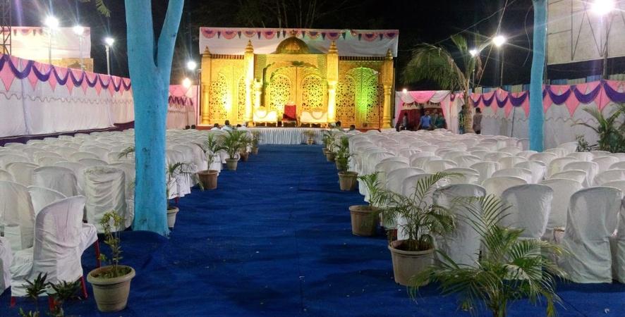 Vincents Lawn Thane West Mumbai - Wedding Lawn