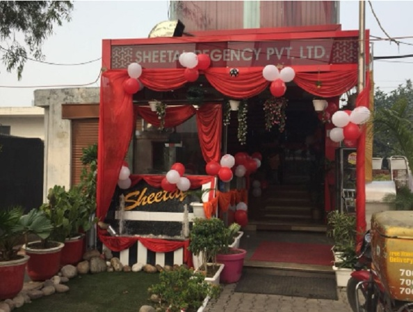 Sheetal Hotel Surya Palace Colony Meerut - Banquet Hall