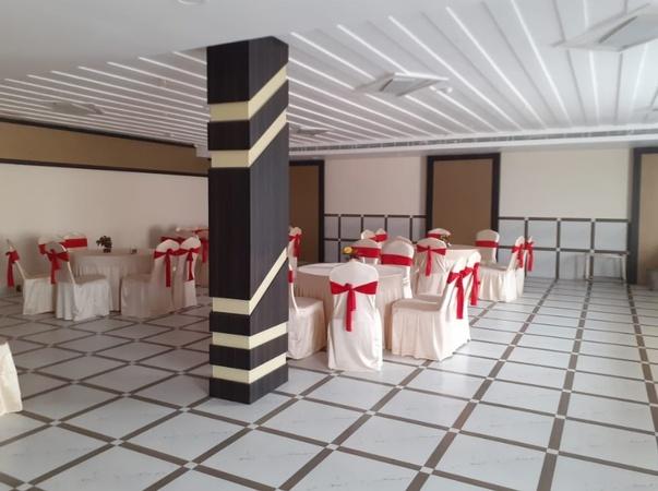 Mint Inn Alambagh Lucknow - Banquet Hall