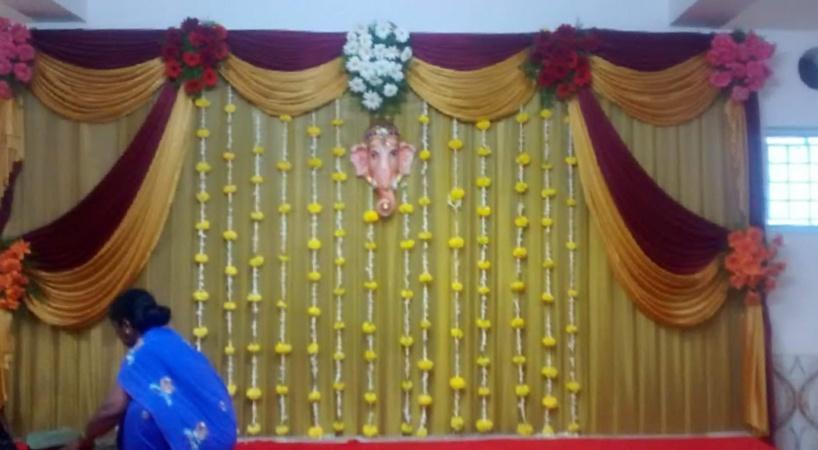 Siva Parvathy Kalyana Mandapam Kovilambakkam Chennai - Mantapa / Convention Hall