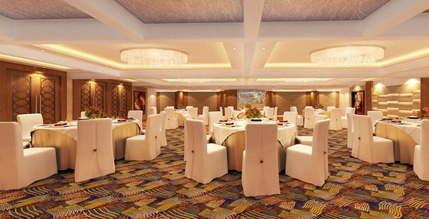 Patria Suites Sadar Rajkot - Banquet Hall