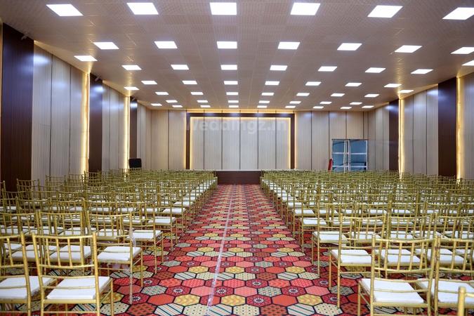 Atmaram Park Virar West Mumbai - Banquet Hall