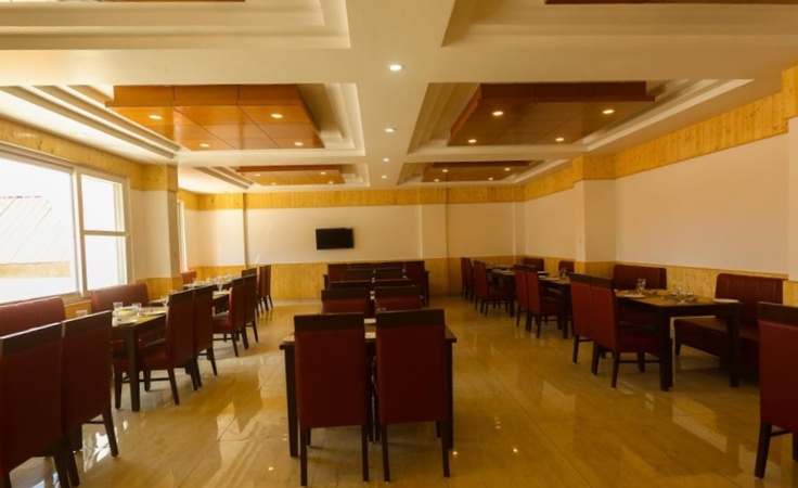 The Royal Regency Sanjauli Shimla - Banquet Hall