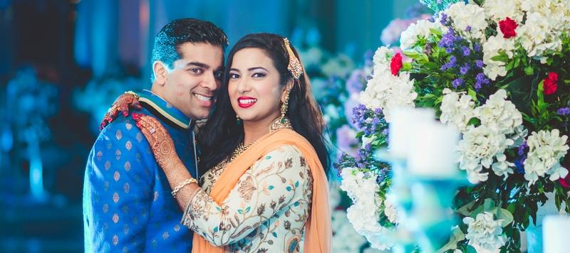Shashwat & Divya Ahmedabad : Vibrant Hindu Wedding held at Garcia banquet, YMCA, Ahmedabad