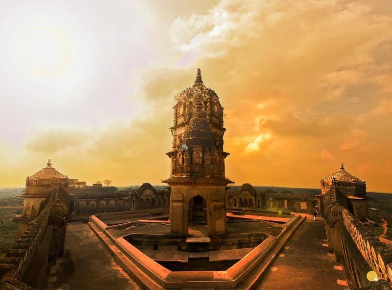 1. Chaturbhuj Temple, Madhya Pradesh