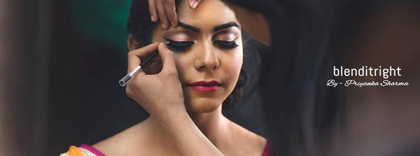 Blenditright-Makeup by Priyanka Sharma | Delhi | Makeup Artists
