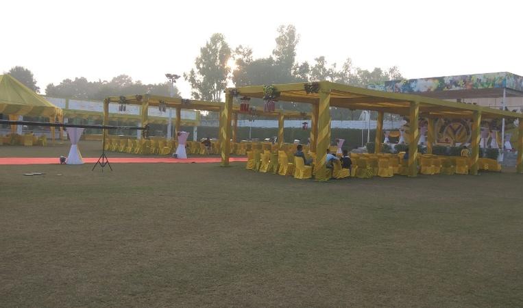 Indraprastha Garden 2 Morar Cantt Gwalior - Wedding Lawn