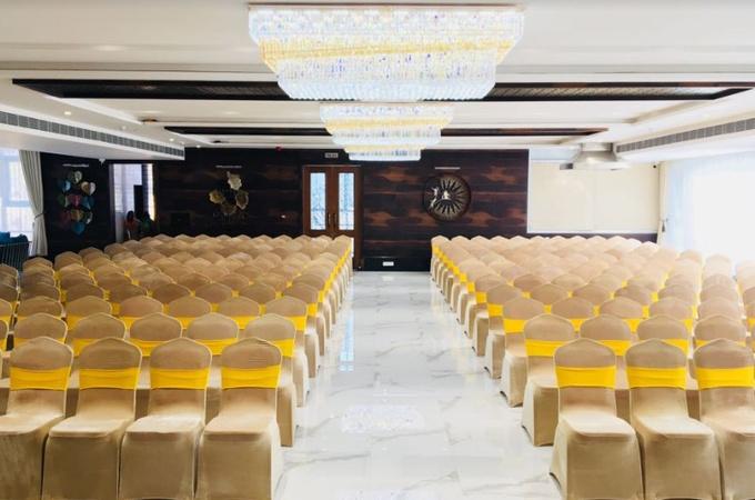 Ambara Elegance Convention Hall Kumaraswamy Layout Bangalore - Mantapa / Convention Hall
