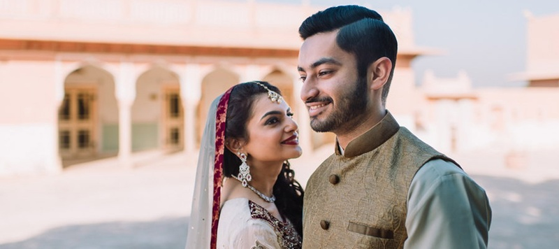 Reham & Abaan Jaipur : Chomu Palace, Jaipur plays host to this gorgeous wedding with regal touch