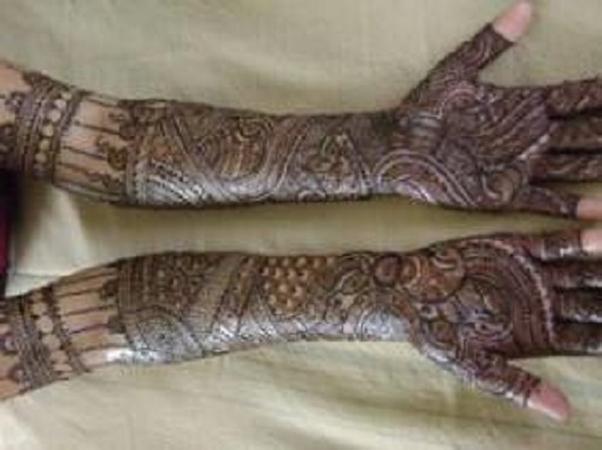 Bindu Shah Creative Mehendi Bridal Mehndi Artist In Ellora Park