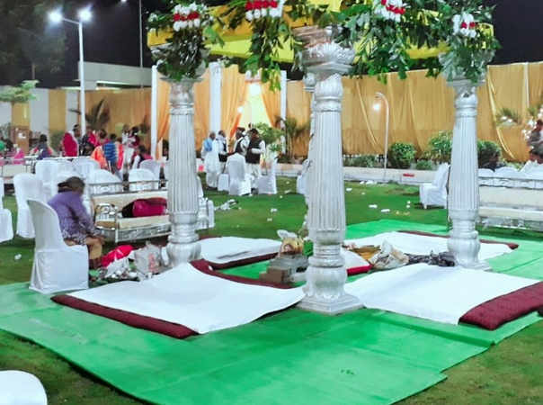 Nagpure Celebration Hall And Lawn Hudkeshwar Road Nagpur - Wedding Lawn
