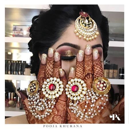 Pooja Khurana Makeovers | Delhi | Makeup Artists