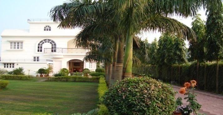 JMS Villa & Garden - AJC Bose Road