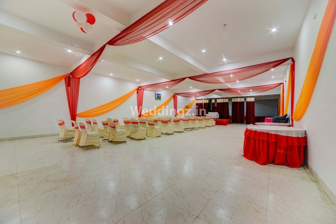 JS Royal Sikandra Agra - Banquet Hall