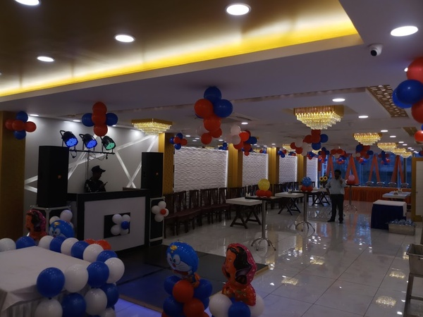 Aashirwad Party Lounge Shahdara Delhi - Banquet Hall