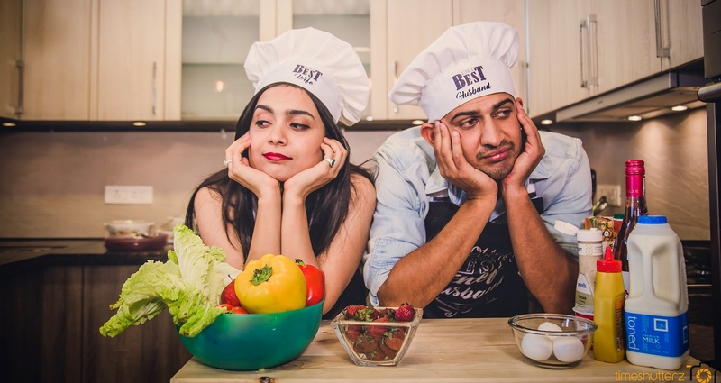 This Breakfast Themed Pre-Wedding Photoshoot Is The Cutest Thing You'll See Today!