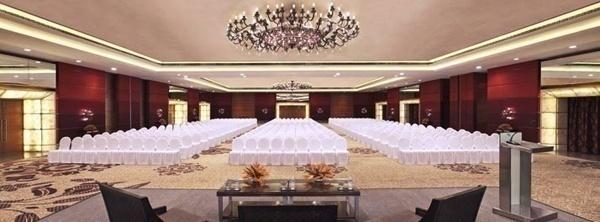 The Leela Ambience Gurgaon Hotel & Residencies