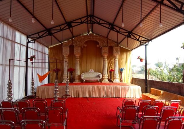 NX Malhotra Restaurant and Resort Chintaman Road Ujjain - Banquet Hall