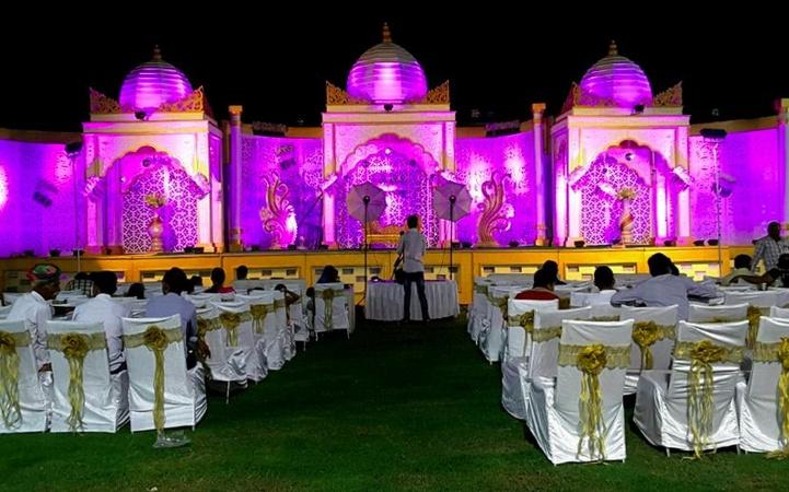 Kheteshwar Vatika Pal Gaon Jodhpur - Banquet Hall