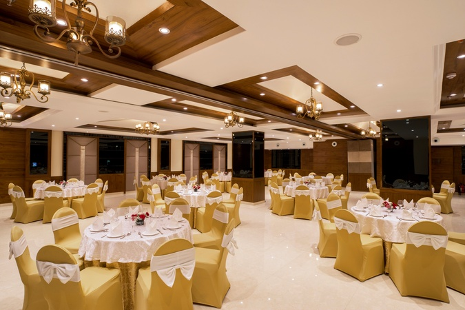 Regenta Central Cassia Zirakpur Chandigarh - Banquet Hall