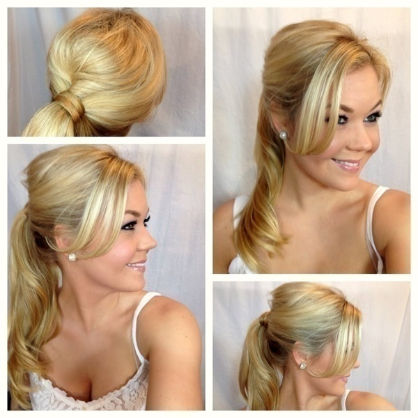 Simple Hairstyles For Weddings To Do Yourself: Simple DIY Hairstyles For Your Pre-Wedding Functions That