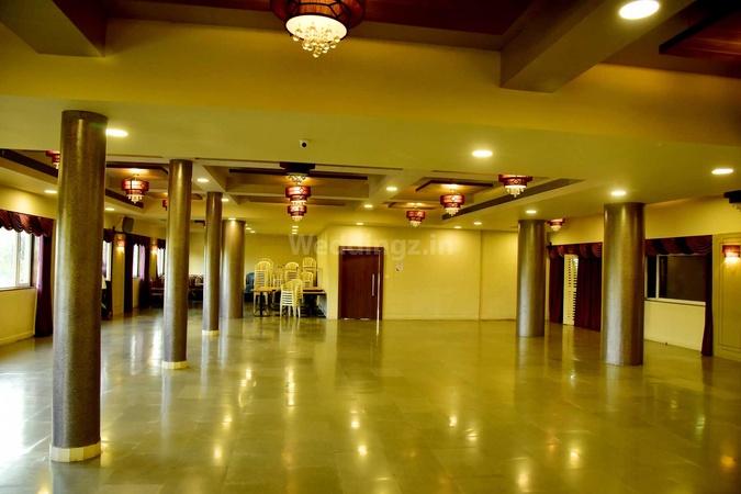 Hotel Ayodhya Satpur Nashik - Banquet Hall