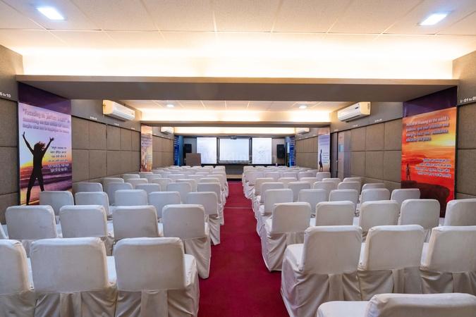 Resource Conference Centre Varachha Surat - Banquet Hall