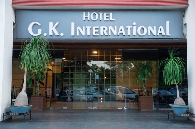 Hotel GK International Sector 35 Chandigarh - Banquet Hall
