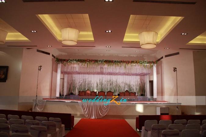 Uttar Bharatiya Sangh Bandra East Mumbai - Banquet Hall