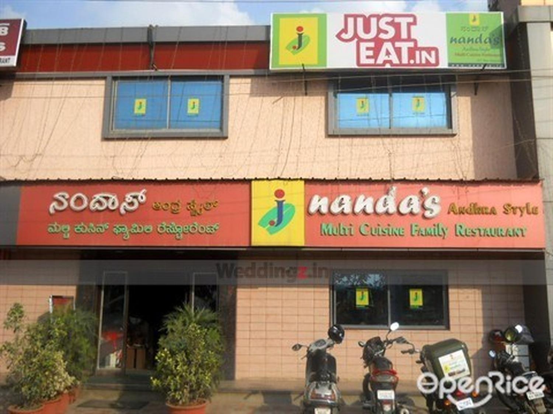 Nanda s party hall hsr layout bengaluru bangalore
