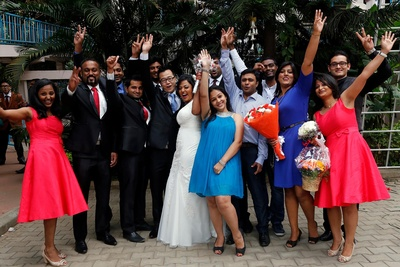 Wedding group photo ideas