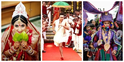 10 Unique and Lesser-known Rituals in Indian Weddings that you will find Interesting