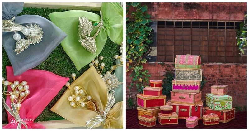 8 Unique Mehendi Favours for Your Dear Ones!