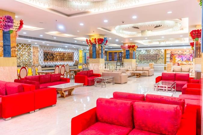 Seven Heaven Britannia Chowk Delhi - Banquet Hall