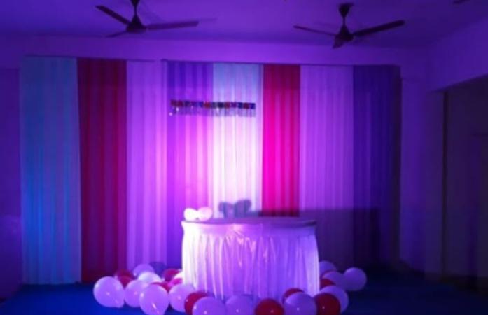 Ambika Vadi Ranip Ahmedabad - Banquet Hall