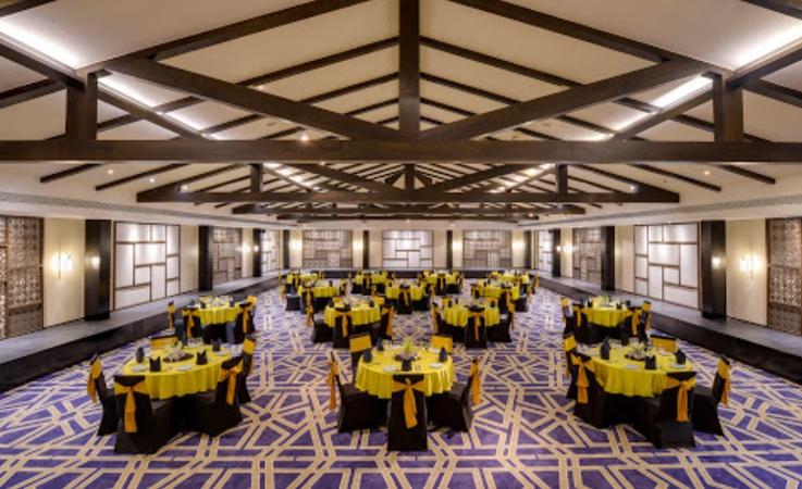 Novotel Goa Shrem Hotel Candolim Goa - Banquet Hall