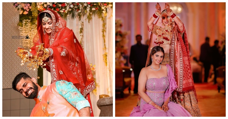 8 Brides and their Kaleera Drop Moments that Won us Over!