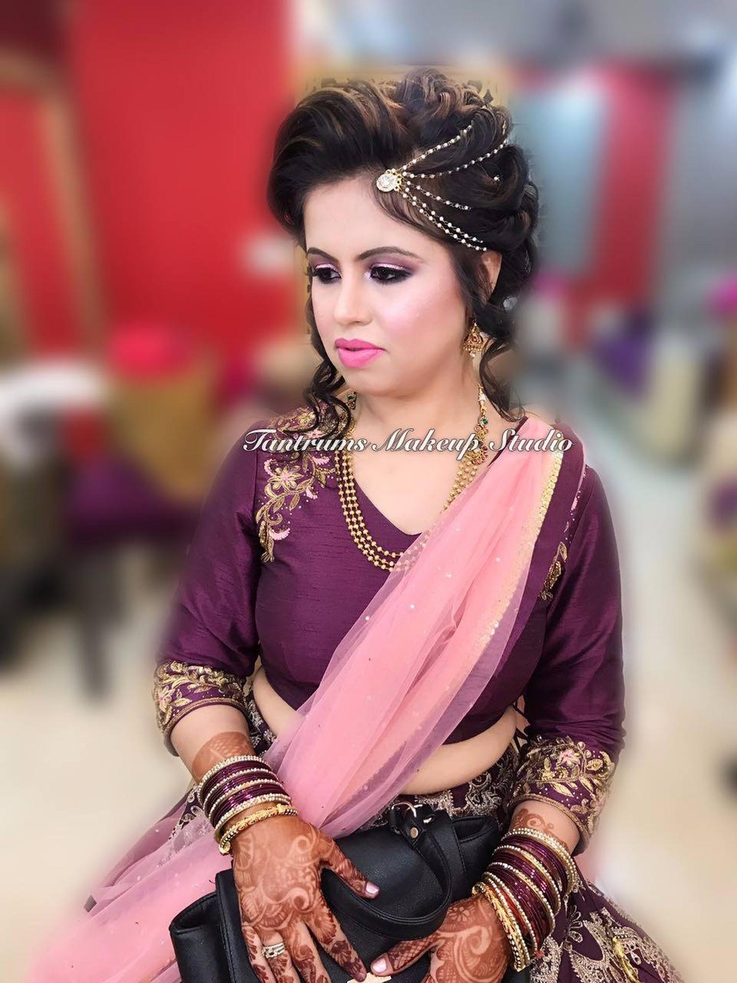 Tantrums Makeup Studio, Bridal Makeup Artist in Patel Nagar, Delhi ...