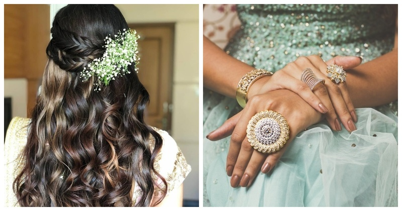 All the wedding accessories that a girl should have in her wardrobe!