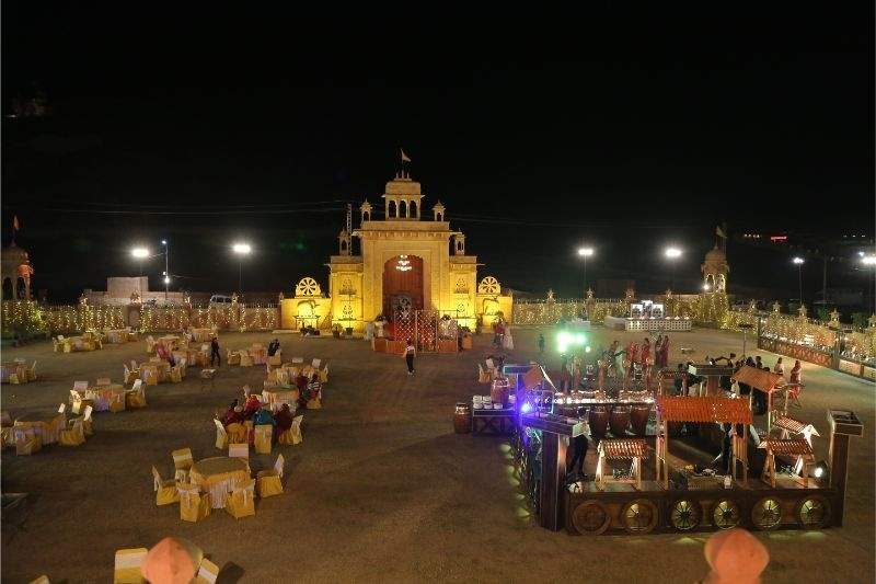 Shouryagarh Resort & Spa, Shilpgram, Udaipur