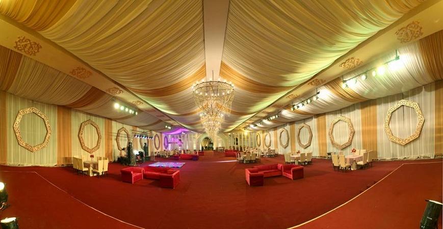 Harmony Grand Suraj Kund Badkhal Road Faridabad - Banquet Hall