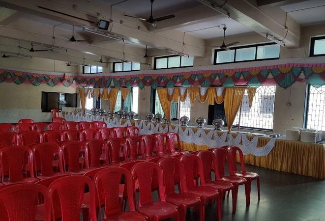 Sant Savata Mali Mandal Airoli Mumbai - Banquet Hall