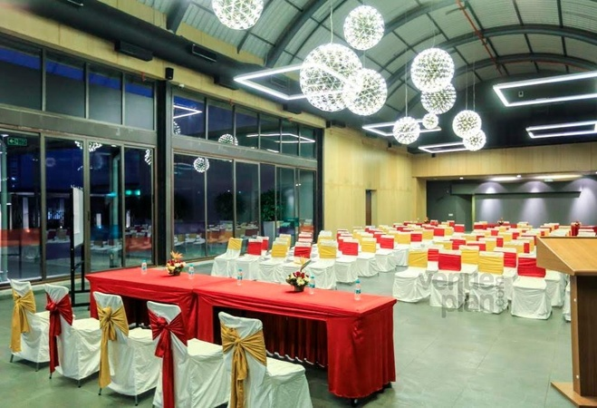 The Northern Terrace Malleshwaram Bangalore - Banquet Hall