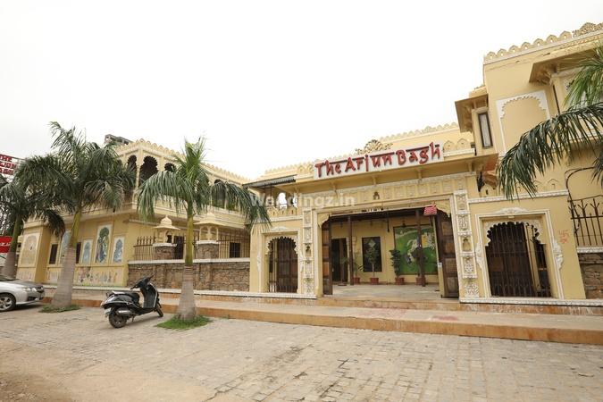 The Arjun Bagh Shobhagpura Udaipur - Banquet Hall